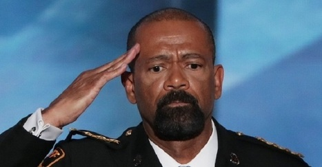 Media RAGING After City's Biggest Police Union Awards Sheriff Clarke 'Man of the Year' ⋆ Freedom Daily | Criminal Justice in America | Scoop.it