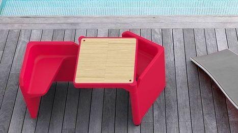 9 meubles sur roulettes designs | Ameublement | Scoop.it