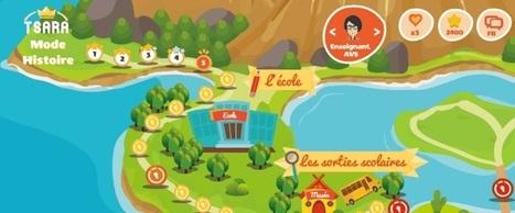 Outils et ressources numériques pour l'autisme | Lettres Numériques | Digital games for autistic children. Ressources numériques autisme | Scoop.it
