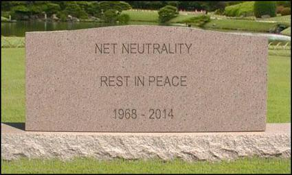Net neutrality gets a kick in the teeth | ZDNet | Forty Two: Life and Other Important Things | Scoop.it