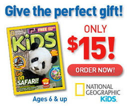 Current Events, News Bites, Cool Features, and Fun Stories -- National Geographic Kids | Kids Magazines | Scoop.it