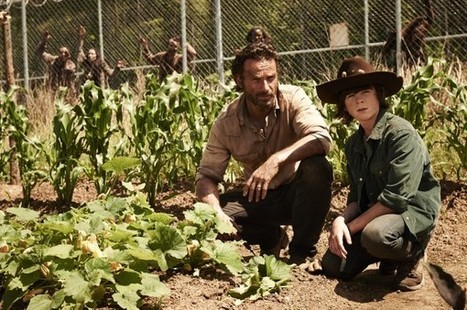 """The Best Food Moments From Season 4 of """"The Walking Dead"""" 