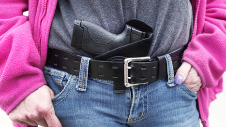 Texas Senate Approves Open Carry Of Handguns | Texas Real Estate | Scoop.it