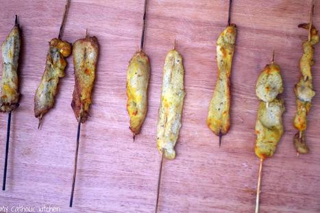 Pinchitos   Tapas   Scoop.it