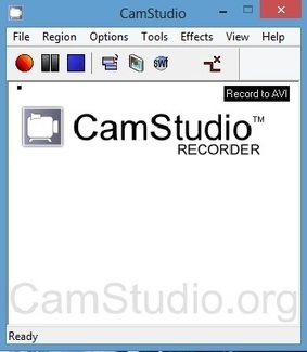 CamStudio: crea videotutoriales con Software Libre | Educacion, ecologia y TIC | Scoop.it