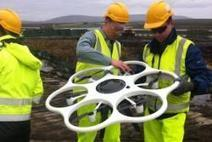 Unmanned aerial vehicles for mining applications | SecureOil | Scoop.it