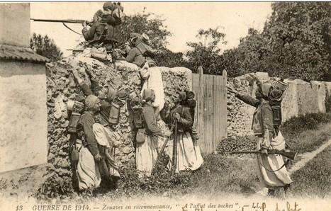 LA RETRAITE OU LA GUERRE A FERNAND   ( fin  août  début septembre 1914 ). épisode 2 | GenealoNet | Scoop.it