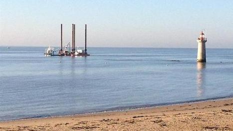 Éolien offshore. 60km de raccordement jusqu'à Prinquiau | Energies marines renouvelables - Pays de la Loire | Scoop.it