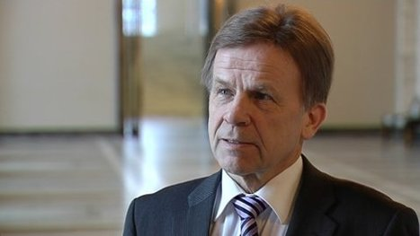 Centre's Pekkarinen Explains Withdrawal from Portugal Talks | Finland | Scoop.it