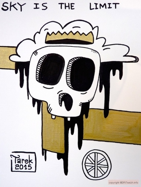 Dessins de Tarek - 7seizh.info | The art of Tarek | Scoop.it