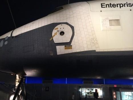 El transbordador espacial que jamás viajo al espacio exterior | AstroNoticias NS | Scoop.it