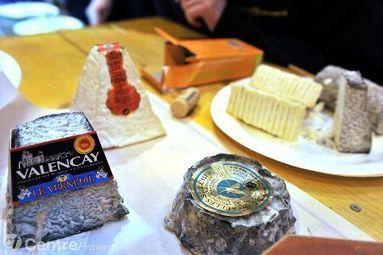 Le selles-sur-cher et le valençay défendront aussi les couleurs du Berry à Roland Claquos | The Voice of Cheese | Scoop.it