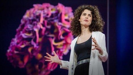 Neri Oxman: Design at the intersection of technology and biology | TED Talk | TED.com | Professional Communication | Scoop.it