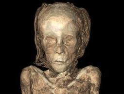 Mummy X-rays let you peel its body to reveal insides - tech - 23 May 2014 - New Scientist | Teaching history and archaeology to kids | Scoop.it
