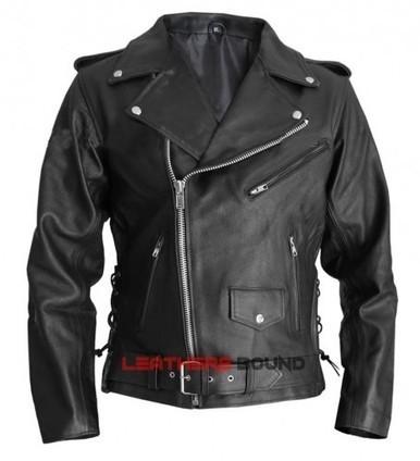 Arnold Terminator 2: Judgment Day Jacket | leathersbound | Scoop.it