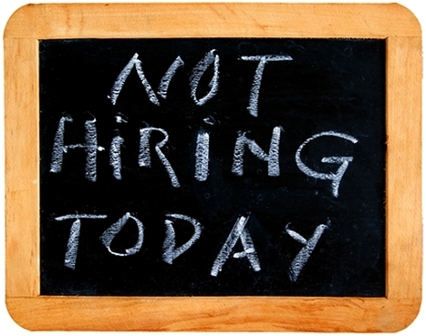 The Real Reason Small Businesses Aren't Hiring | Get that Job and Keep It | Scoop.it