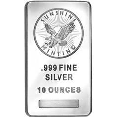 Shiny Silver Bars Make Way into Investors' Portfolio | Silver Bullion | Scoop.it