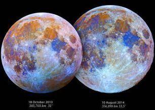 Superluna (casi) a la vista | Ciencias | Scoop.it