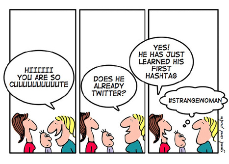 The Six Sides of Steve. » #Top12 Teacher Hashtags# | Using Twitter effectively | Scoop.it