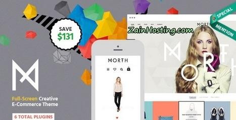 North Wordpress Theme Free Download | Zain Hosting | MyTube.Pk - Videos tube | Scoop.it