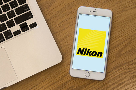 Report: Nikon and Apple Working on Secret iOS App | xposing world of Photography & Design | Scoop.it