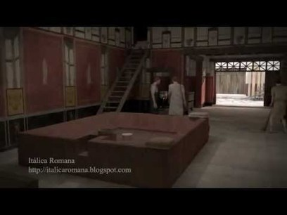 Fullonica de Stephanus, Pompeya / Fullonica of Stephanus, Pompeii | L'actu culturelle | Scoop.it