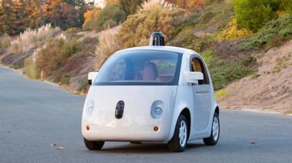 Google passe la deuxième avec sa voiture sans conducteur (francetv.fr) - via 1001portails | Remembering tomorrow | Scoop.it