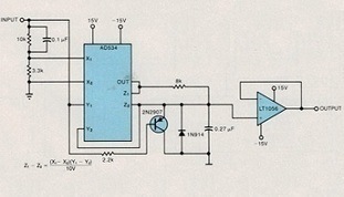 Quiz: Real Electronics by Jim Williams, Part 1