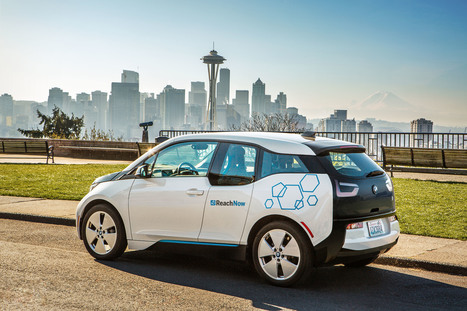 BMW takes on Car2go and Uber with new car-sharing service in Seattle, will expand to 10 cities - GeekWire | Ultimate Tech-News | Scoop.it