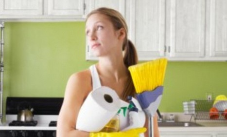 Women spend an hour more EVERY DAY on household chores than men | Kevin and Taylor Potential News Stories | Scoop.it