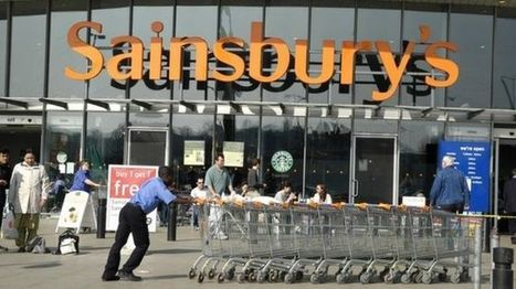 Sainsbury's reports first annual loss for 10 years - BBC News | Welfare, Disability, Politics and People's Right's | Scoop.it
