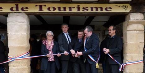 Najac. L'office de tourisme inauguré | L'info tourisme en Aveyron | Scoop.it