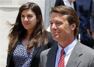 John Edwards acquitted on 1 count, mistrial on 5 others | The Billy Pulpit | Scoop.it