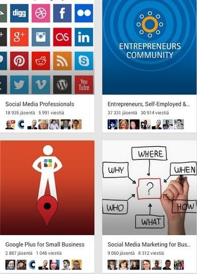 Happy Birthday: Google+ communities one year! | GooglePlus Expertise | Scoop.it