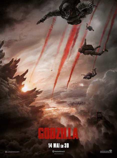 Epixod Le Blog: Back to the future   Godzilla & Edge of Tomorrow Roadshow   Scoop.it