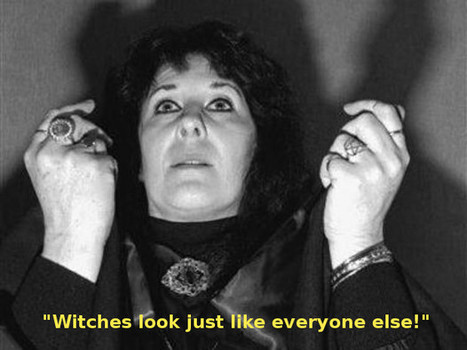 """""""Laurie Cabot"""" Dukakis' Official Witch? 