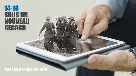 Histoires 14-18 - France 3 | Revue de tweets | Scoop.it