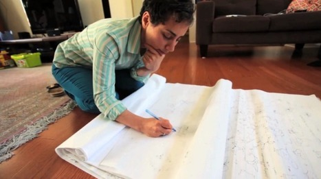First female to win math's top prize describes her 2 brainstorming strategies   Why sketching is so cool   Scoop.it