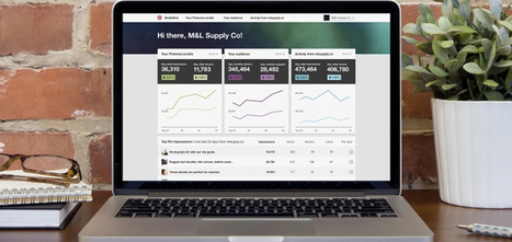 Pinterest Introduces A New Analytics Platform For Business Users   Digital   Scoop.it