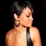 Tatouages de Rihanna : le tatouage mode original   Razorback Tattoo   Scoop.it