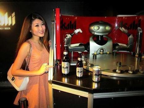 Beyond Chic.: Mr. Asahi @ Changkat Bukit Bintang | The Robot Times | Scoop.it