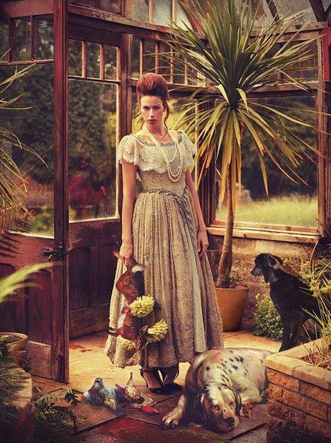 Surreal fashion | Fine art photographer: Miss Aniela | PHOTOGRAPHERS | Scoop.it