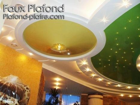 Lovely Design Faux plafond suspendu | Faux plafond en forme d'un papillon | Scoop.it