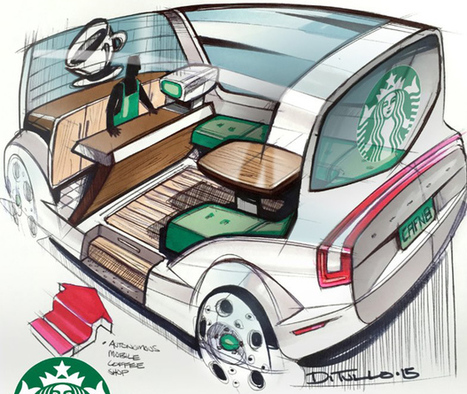 How Would You Like Your Robo-Car? Barista-bot? Burrito-mobile? Rolling Movie Theater? | leapmind | Scoop.it
