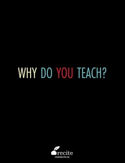 5 Questions Educators Must Ask Themselves Daily | Innovation Disruption in Education | Scoop.it