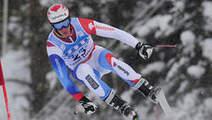 Le skieur suisse Marc Gisin croise un cerf à l'entraînement | Mais n'importe quoi ! | Scoop.it