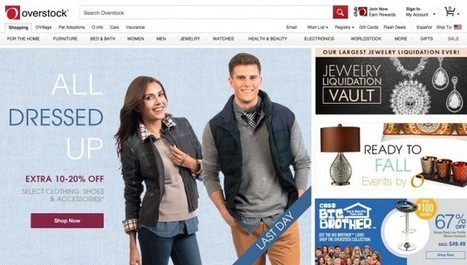 Overstock Now Accepts Bitcoin in Over 100 Countries Worldwide | Crypto | Scoop.it