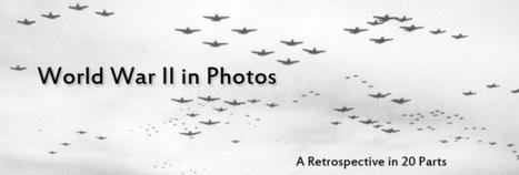 World War II in Photos - Alan Taylor - In Focus - The Atlantic | GenealoNet | Scoop.it
