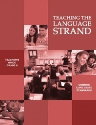 Concise Overview of the Common Core Language Strand | Common Core State Standards for School Leaders | Scoop.it
