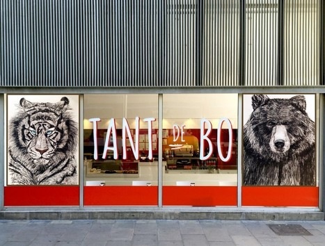 Comerços del carrer Nou de la Rambla, sales d'art temporals - El Digital D Barcelona | Ajuntament de Barcelona | barcelona mix-web | Scoop.it